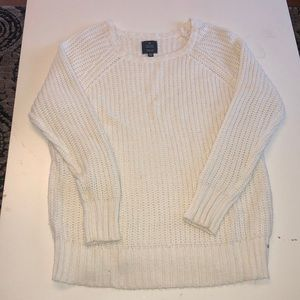 American Eagle Jeggings Sweater